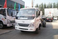 唐骏欧铃 金利卡 95马力 4.23米单排栏板轻卡(ZB5042XXYLDD6F) 卡车图片
