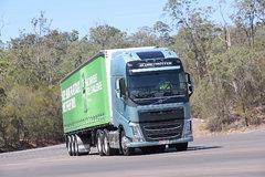 沃尔沃 新FH重卡 540马力 6X4牵引车(澳大利亚版) 卡车图片