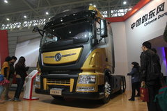 东风商用车 天龙旗舰重卡 480马力 6X4牵引车(代号D760)(DFL4251A) 卡车图片