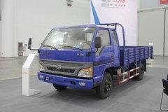 北京旗铃 73马力 2900轴距排半栏板轻卡 卡车图片