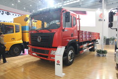 东风神宇 御虎 170马力 4X2 平板运输车 卡车图片