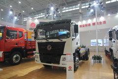 东风华神 御龙重卡 260马力 4X2LNG牵引车(EQ4160GLN)
