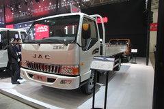 江淮 骏铃E7 140马力 4X2 5.2米单排栏板载货车 卡车图片