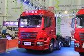 陕汽重卡 德龙M3000 336马力 6X2 LNG牵引车(SX4257GR279TL)