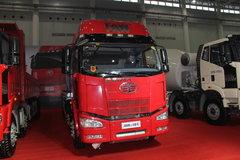 解放 J6M 324马力 8X4 易燃液体罐式运输车(湖北程力-程力威牌)(CLW5311GRYC4)