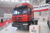 东风柳汽 霸龙重卡 340马力 6X2 牵引车