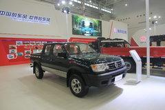 郑州日产 东风锐骐 超值版 标准型 2013款 四驱 2.2L柴油 双排皮卡 卡车图片