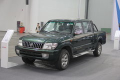 北汽 越铃 2.7L柴油 双排皮卡 卡车图片