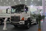 广汽日野 700系列 350马力 6X4 4.7方混凝土搅拌车底盘(YC2250FS2PM5)图片