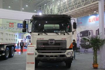 广汽日野 700系列 325马力 6X4 混凝土搅拌车底盘(YC2250FS2PL5)
