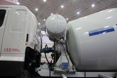 广汽日野 700系列 350马力 6X4 混凝土搅拌车(YC1250FS2PM4)