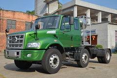 一汽柳特 安捷(L5R)重卡 310马力 6X2LNG长头牵引车(CA4252N2E5R5T3A90) 卡车图片
