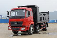 一汽柳特 腾威(L5M)重卡 240马力 6X2 6米自卸车(前顶)(LZT3250PK2E3BT3A90) 卡车图片