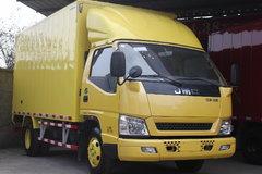 江铃 凯锐 109马力 4.1米单排厢式轻卡(JX1042TGA24) 卡车图片