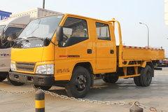 江铃 新凯运 109马力 3.3米双排栏板轻卡(JX1041TSG24) 卡车图片