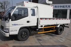 江铃 新凯运 109马力 3.8米排半栏板轻卡(JX1041TPG24) 卡车图片