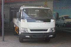 江铃 凯锐 109马力 4.1米单排栏板轻卡(JX1042TG24) 卡车图片