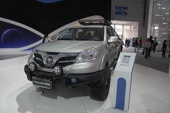 福田 拓陆者S 精英版 2013款 四驱 2.8L柴油 双排皮卡 卡车图片