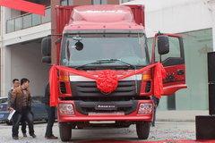 福田 欧马可5系中卡 170马力 4X2 6.75米厢式载货车(BJ1139VJPEK-F1) 卡车图片