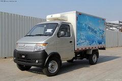 长安轻型车 神骐T20 99马力 4X2 冷藏车(SC5025XLCDA4CNG)