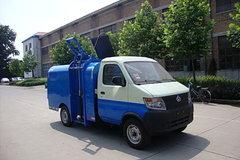 长安轻型车 神骐T20 99马力 4X2 垃圾车(SC5035ZZZDC4)