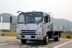 一汽通用 F330速豹 150马力 4.8米排半栏板轻卡(CA1123PK45L3R5E1) 卡车图片