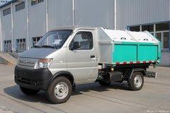 长安 神骐 99马力 4X2 垃圾车(SC5025ZXXDC4)