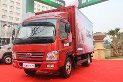 开瑞 绿卡T 宽体 标准型 113马力 4.1米单排厢式轻卡(SQR1040H29D) 卡车图片