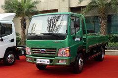 开瑞 绿卡C 中体 标准型 110马力 4.2米单排栏板轻卡(SQR1043H16D) 卡车图片