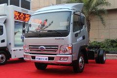 开瑞 绿卡C 110马力 3.9米排半栏板轻卡(SQR1040H30D) 卡车图片