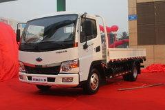 开瑞 绿卡S 129马力 4.2米单排栏板轻卡(宽体)(SQR1043H02D) 卡车图片