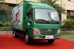 开瑞 绿卡C 中体 标准型 110马力 4.2米单排厢式轻卡(SQR1043H16D)