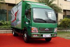 开瑞 绿卡C 中体 标准型 110马力 4.23米单排厢式轻卡(SQR1043H16D) 卡车图片