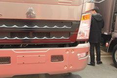 中国重汽HOWO 统帅 160马力 5.2米栏板轻卡(ZZ1127G421CD1) 卡车图片