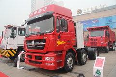 中国重汽 HOKA H7重卡 340马力 6X2牵引车(LNG)(ZZ4253N25C1E1L) 卡车图片