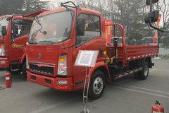 中国重汽 HOWO 88马力 4X2 随车吊(JHL5047JSQD34ZZ)