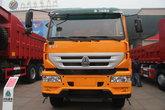 中国重汽 金王子重卡 340马力 6X4 5.8米自卸车(ZZ3251N3841E1)