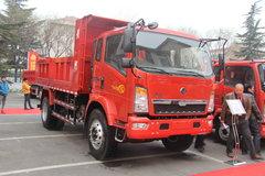 中国重汽 黄河 102马力 3.7米自卸车(ZZ3047E3514D143)