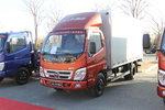 福田 奥铃CTX 131马力 4.165米单排厢式轻卡(断气刹)(BJ5043XXY-FE)图片