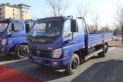 福田 奥铃CTX轻卡 141马力 5.2米排半载货车(BJ1099VEPED-FA) 卡车图片