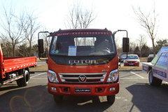 福田 奥铃CTX中卡 科技版 156马力 4X2 6.75米栏板载货车(国五)(BJ1169VKPEK-F3)