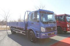 福田 奥铃CTX中卡 170马力 4X2 6.8米排半载货车(BJ1169VKPEK-FA) 卡车图片