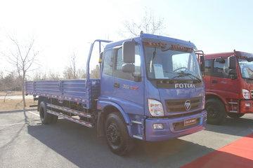 福田 奥铃CTX中卡 168马力 4X2 7.75米厢式载货车(BJ5139XXY-A2)