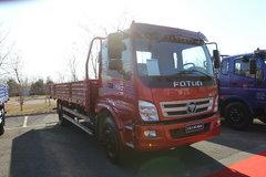 福田 奥铃TX 160马力 6.8米排半轻卡(BJ1169VKPEK-FA) 卡车图片