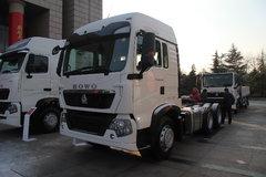 中国重汽 HOWO T5G重卡 340马力 6X4牵引车(ZZ4257N324GD1) 卡车图片