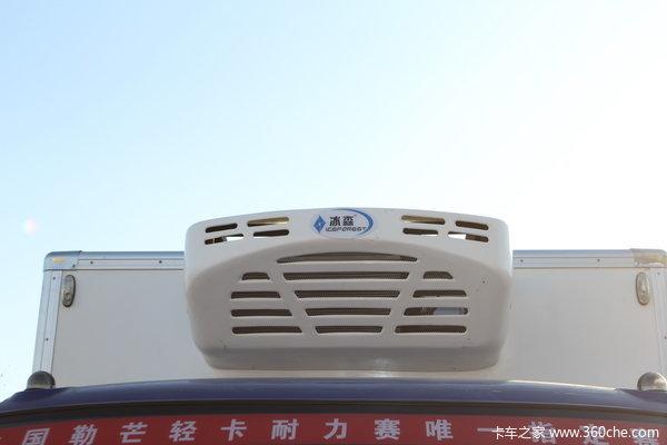 福田奥铃冷藏车优惠0.88万元!送加油卡500!