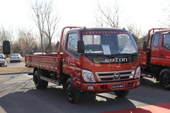 福田 奥铃捷运 108马力 4.2米单排栏板轻卡(BJ5049V8BEA-6) 卡车图片