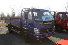福田 奥铃捷运 132马力 5.2米单排栏板轻卡(BJ1099VEJEA-2) 卡车图片