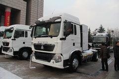 中国重汽 HOWO T5G重卡 290马力 4X2牵引车(LNG)(ZZ4187M421GE1LB) 卡车图片