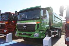 福田 欧曼ETX 9系重卡 350马力 6X4 5.8米LNG自卸车(BJ3253DLPCB) 卡车图片